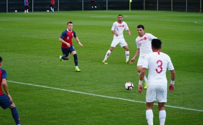 Ümit Milli Takım Arnavutluk maçı için toplanıyor
