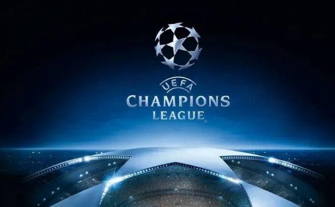 Şampiyonlar Ligi'nde ilk eşleşmeler belli oldu!