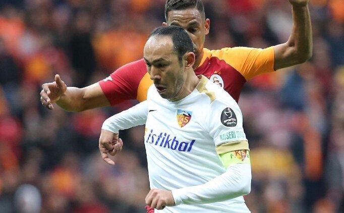 Kayserispor'da 10 oyuncu yolcu!