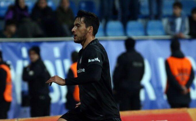 Beşiktaş'ın nöbetçi golcüsü Umut Nayir