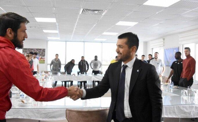 Erzurumspor'da gündem forvet transferi