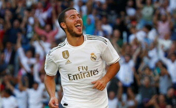Eden Hazard: 'PSG'yi hep reddettim'