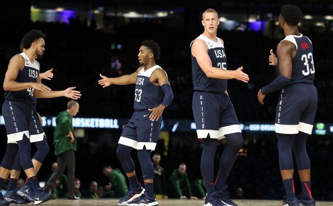2019 ABD Basketbol Erkekler Dünya Kupası takım kadrosu açıklandı