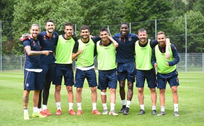 Medipol Başakşehir, Avusturya'da son hazırlık maçına çıkıyor