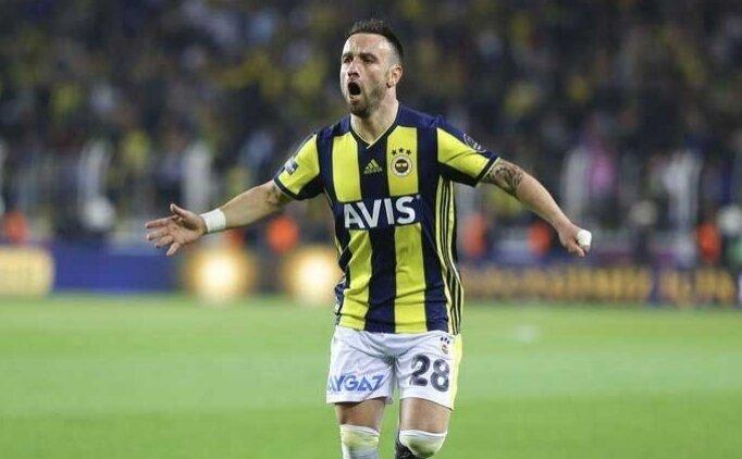 Fenerbahçe'de Valbuena sakatlandı