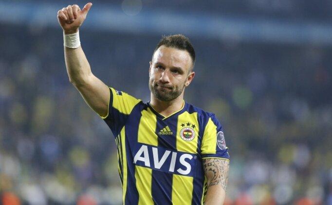 Mathieu Valbuena Fenerbahçe'ye veda etti!