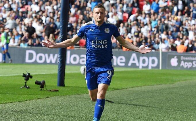 Leicester otomatiğe bağladı: Üst üste 8 oldu!