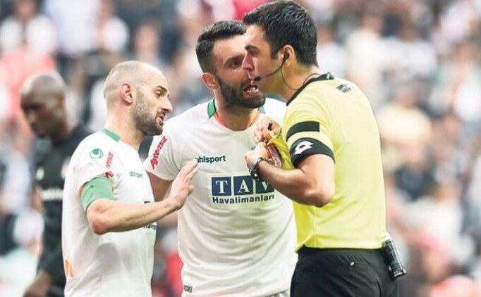 Beşiktaş maçındaki tartışma; VAR