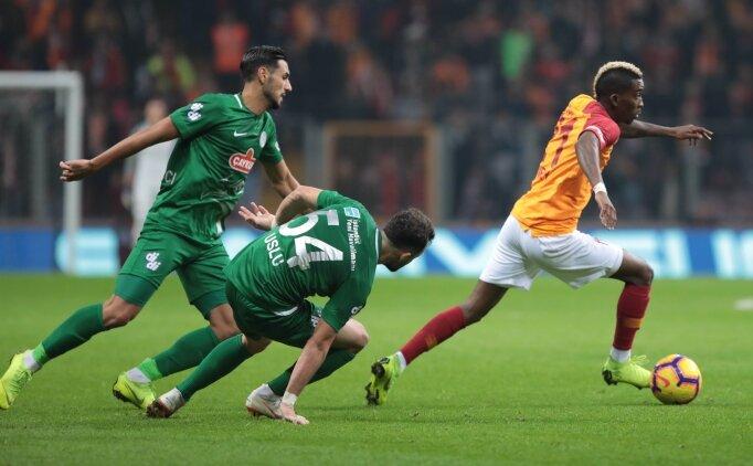 Çaykur Rizespor, Galatasaray'a zor rakip