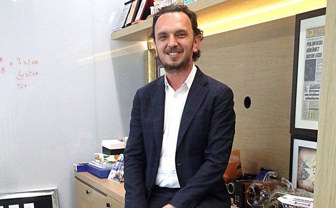 Ömer Barbaros Yiş: 'TURKSPORU, iki büyülü kelime!'