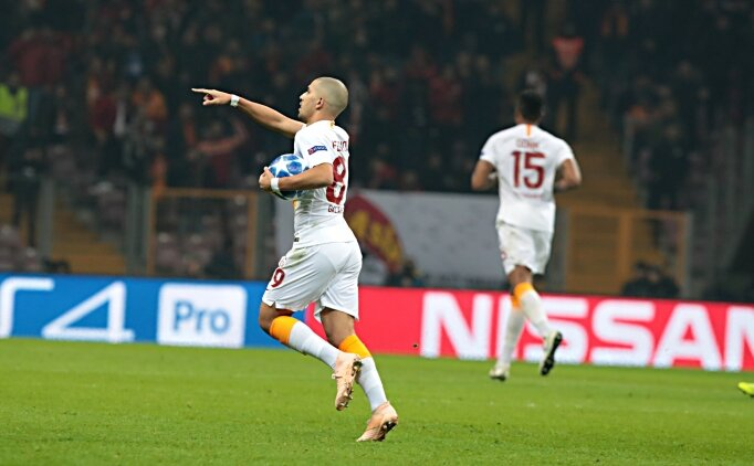 Galatasaray, Benfica'ya ilk yaşatma hedefinde