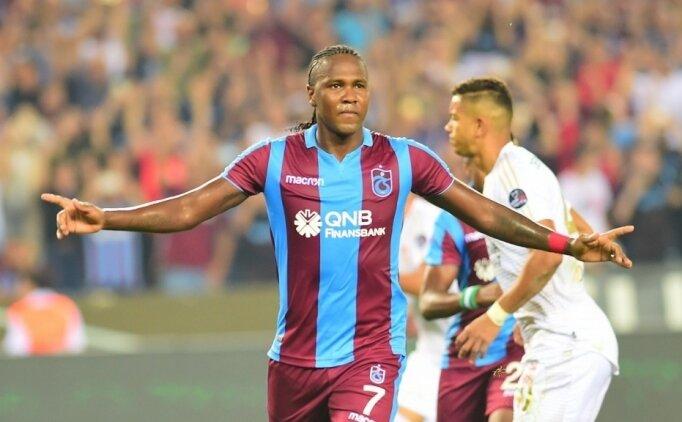 Trabzonspor'da Rodallega ile son pazarlıklar