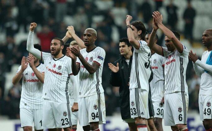 Devler Ligi'de Beşiktaş rekor kırdı, Fenerbahçe ve Galatasaray....
