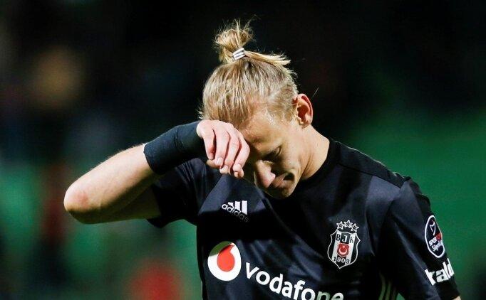 Beşiktaş'ta domino etkisi kapıda; Domagoj Vida...