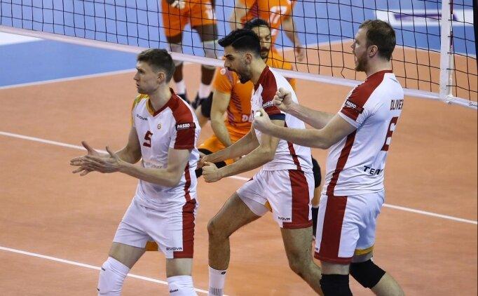 Galatasaray, Kupa Voley'de finalde