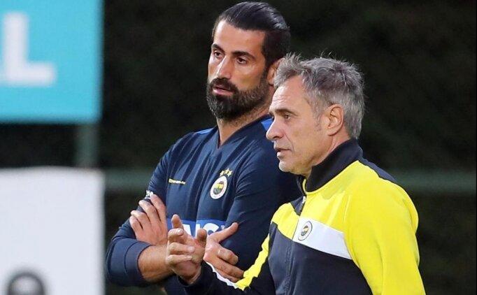 Volkan Demirel, Fenerbahçe'de asistan menajerliği üstleniyor