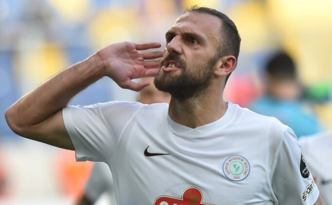 Vedat Muriqi: 'Bırakın Galatasaray'a gideyim'