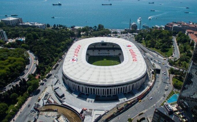 Vodafone Park'ı örnek alarak stadyum yapıyorlar!