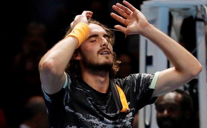 ATP'de şampiyon Stefanos Tsitsipas!