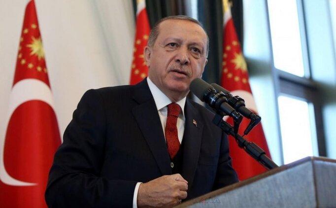 Cumhurbaşkanı Erdoğan: 'Yaşattığınız gurur yeter'