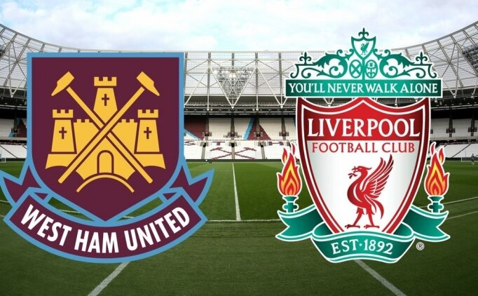 West Ham Liverpool maçı saat kaçta? West Ham Liverpool hangi kanalda?