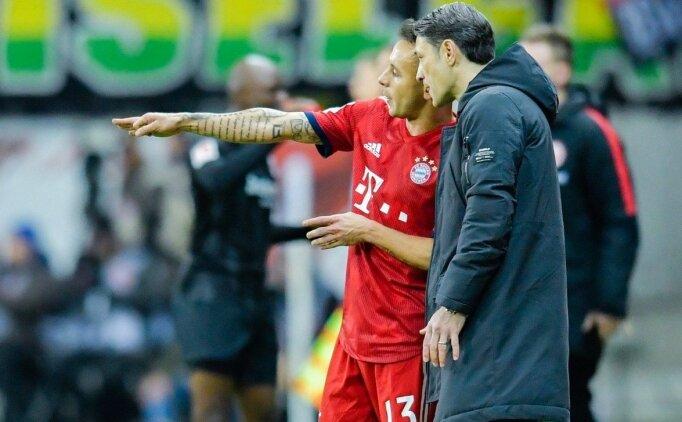 Bayern Münih'te Rafinha krizi! 'Adil değil'