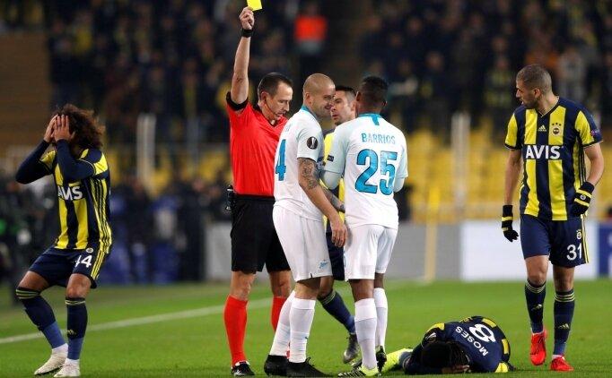 Rakitskiy: 'Fenerbahçe'yi sahadan sildik'