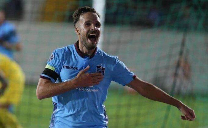 Filip Novak, Trabzonspor ile nikah tazelemeye hazırlanıyor