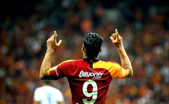 Mustafa Cengiz, 'Falcao, R.Madrid ve Atletico'yu reddetti'