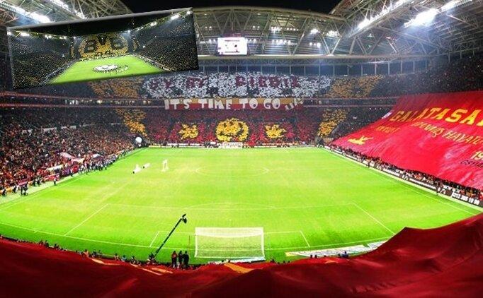 Galatasaray kararı verdi; Signal Iduna Park modeli