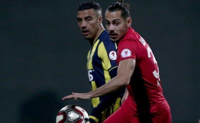 Yasir Subaşı: 'Fenerbahçe'ye geri dönmek isterim!'