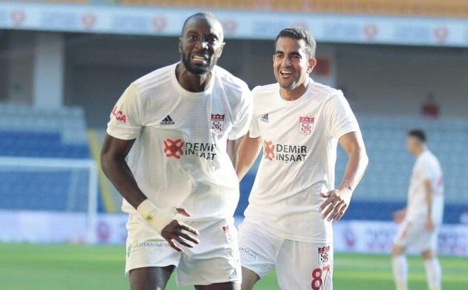 Sivasspor'un hasreti 3 maça çıktı