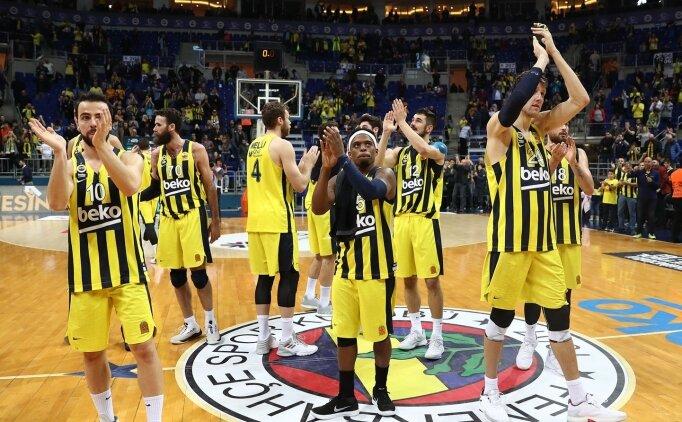 Fenerbahçe Beko, Zalgiris'i konuk ediyor
