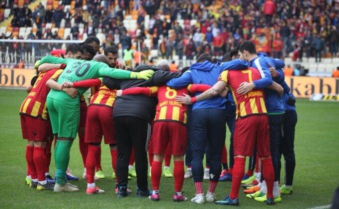 Yeni Malatyaspor, öne geçince kaybetmiyor