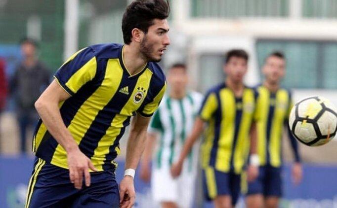 Fenerbahçe'de forvet hattına altyapıdan takviye!