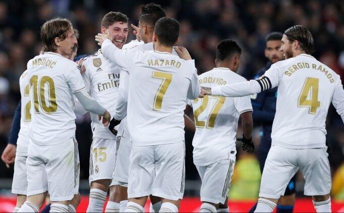 Real Madrid hata yapmadı, 3 golle geri döndü!