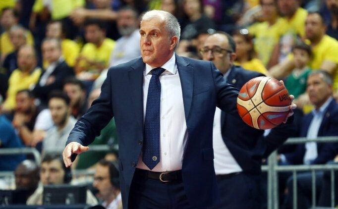 Zeljko Obradovic: 'Oyuncularıma söylemiştim'