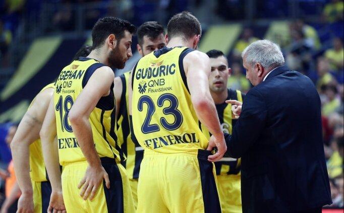Zeljko Obradovic: 'Kural çok basit'
