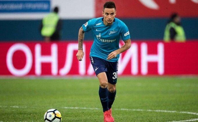 Zenit'ten Fenerbahçe'ye Beşiktaş göndermesi