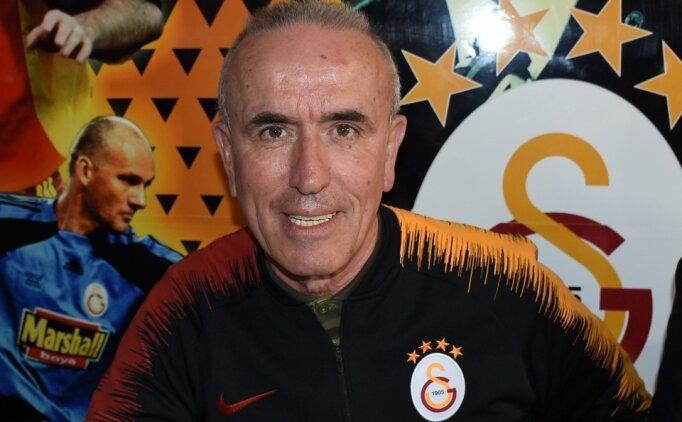 Zoran Simovic: 'Bu sene şampiyon Galatasaray'