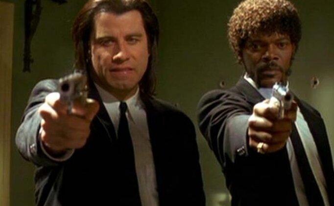 Pulp Fiction filminde şaşırma efekti olarak kullanılan birkaç saniyelik görüntüdeki aktör?