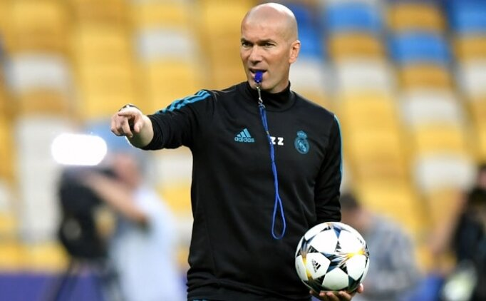 Zinedine Zidane'dan Ronaldo ve Mbappe açıklaması!