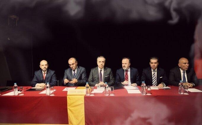 Galatasaray yönetimini şaşırtan unutkanlık!