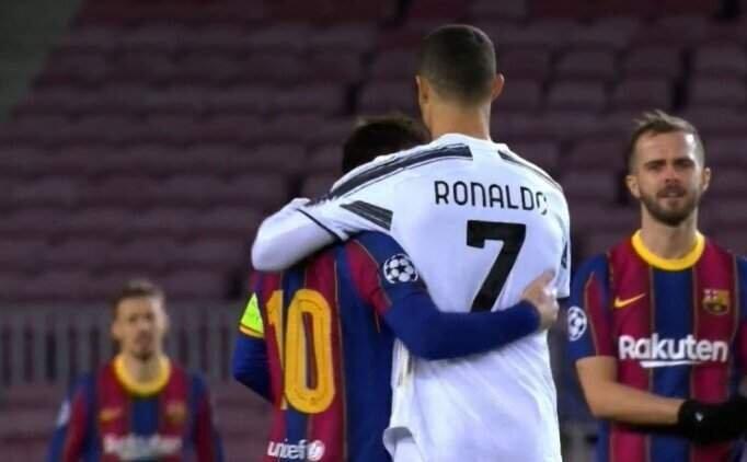 Messi'nin kariyerini değiştiren Ronaldo kararı