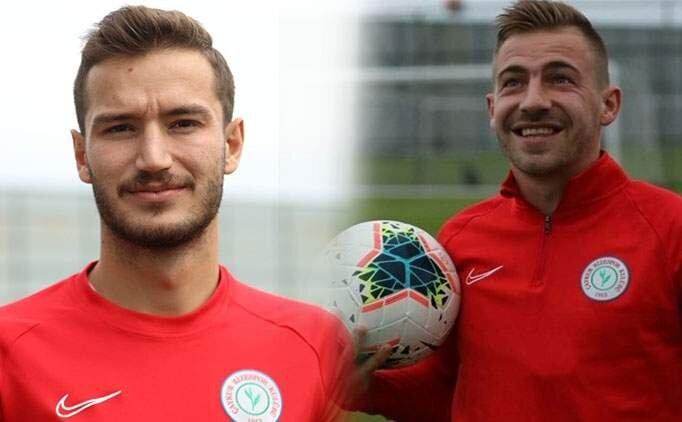 Oğulcan Çağlayan için Galatasaray, Dario Melnjak için Fenerbahçe yanıtı