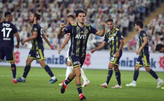 Fenerbahçe'nin Gençlerbirliği maçında muhtemel 11'i