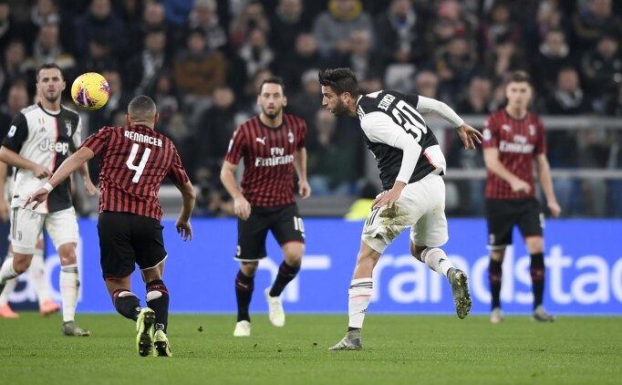 Ronaldo, Juve'yi 90+1'de kurtardı