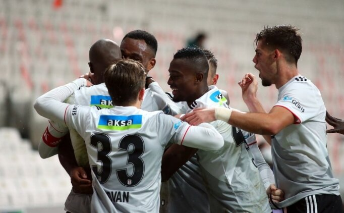 Beşiktaş, Başakşehir'e ilk kez 3 gol attı