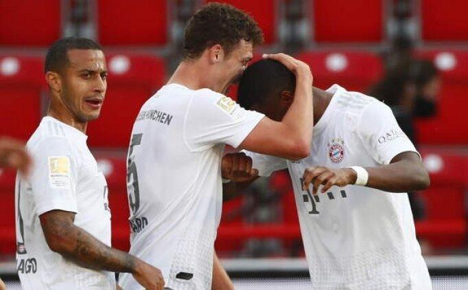 Bayern'den 18 kulübe para bağışı