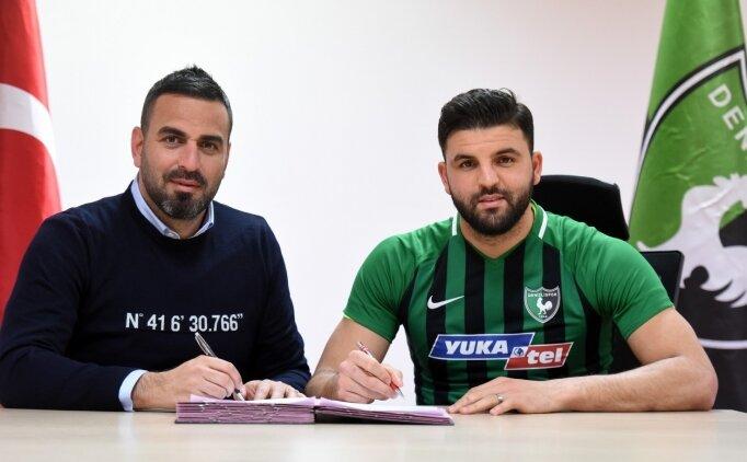 Ben Youssef, Denizlispor'a imza attı